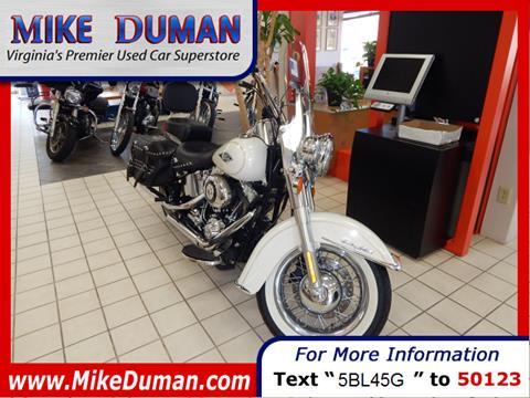 2015 Harley-Davidson FLSTC for sale in Suffolk, VA