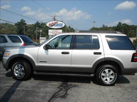 2006 Ford Explorer for sale at Advance Auto Center in Rockland MA