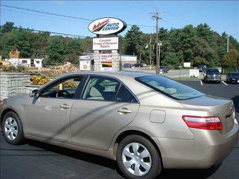 2007 Toyota Camry for sale at Advance Auto Center in Rockland MA
