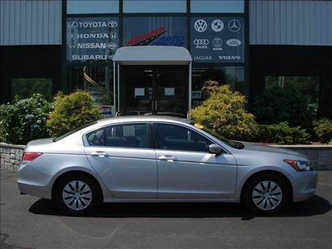 2009 Honda Accord for sale at Advance Auto Center in Rockland MA