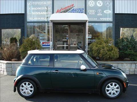 2003 MINI Cooper for sale at Advance Auto Center in Rockland MA