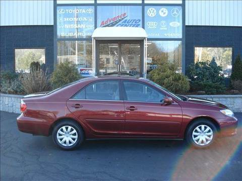2005 Toyota Camry for sale at Advance Auto Center in Rockland MA