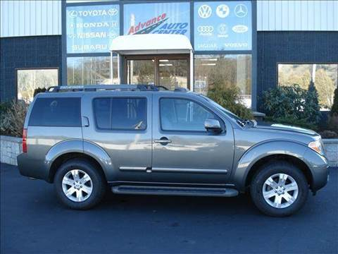 2006 Nissan Pathfinder for sale at Advance Auto Center in Rockland MA