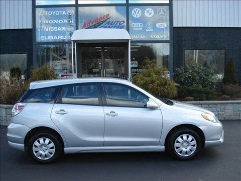 2006 Toyota Matrix for sale at Advance Auto Center in Rockland MA