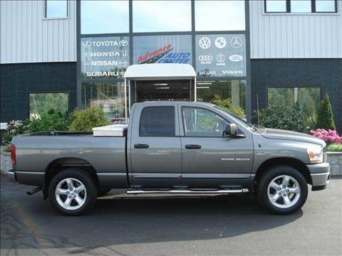 2006 Dodge Ram Pickup 1500 for sale at Advance Auto Center in Rockland MA