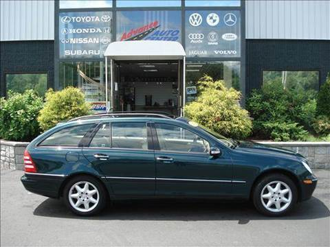 2002 Mercedes-Benz C-Class for sale at Advance Auto Center in Rockland MA