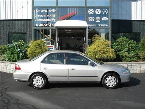 1999 Honda Accord for sale at Advance Auto Center in Rockland MA