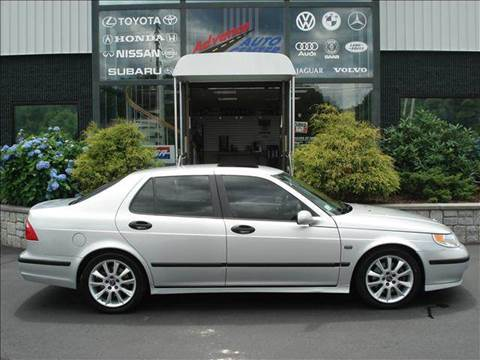 2003 Saab 9-5 for sale at Advance Auto Center in Rockland MA