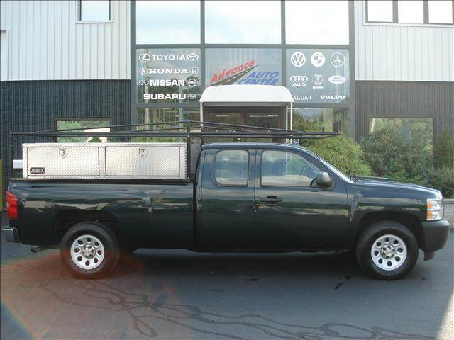 2009 chevrolet silverado 1500 ls extended cab in rockland ma advance auto center. Black Bedroom Furniture Sets. Home Design Ideas