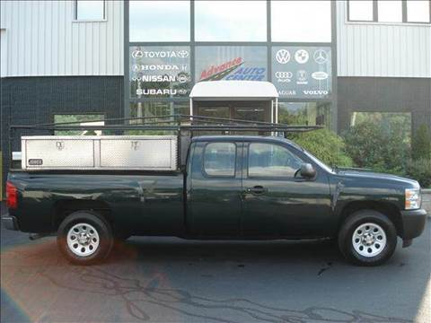 2009 Chevrolet Silverado 1500 for sale at Advance Auto Center in Rockland MA