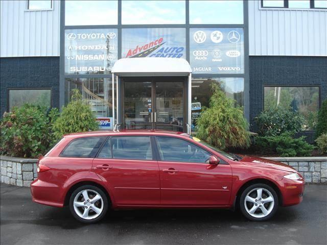 2004 Mazda MAZDA6 for sale at Advance Auto Center in Rockland MA