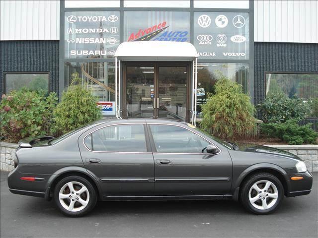 2000 Nissan Maxima for sale at Advance Auto Center in Rockland MA