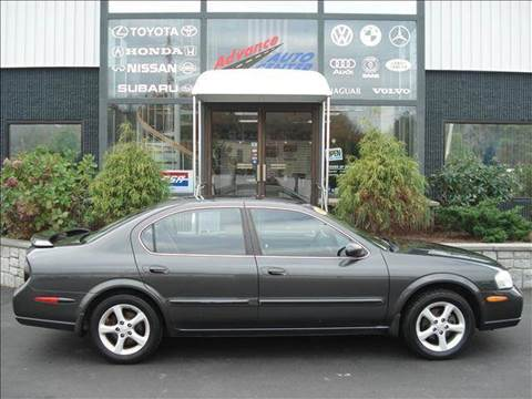2000 Nissan Maxima for sale at Advance Auto Center in Rockland MA