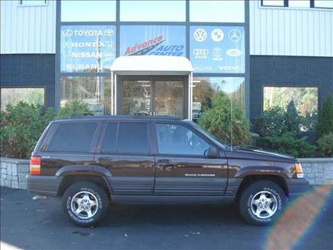 1998 Jeep Grand Cherokee for sale at Advance Auto Center in Rockland MA