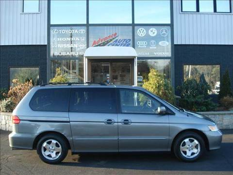 2001 Honda Odyssey for sale at Advance Auto Center in Rockland MA