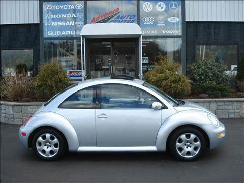 2003 Volkswagen Beetle for sale at Advance Auto Center in Rockland MA