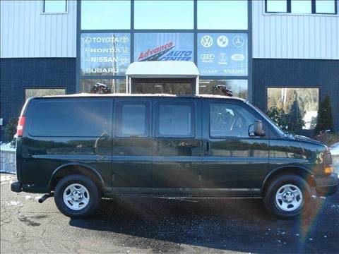 2007 Chevrolet Express for sale at Advance Auto Center in Rockland MA