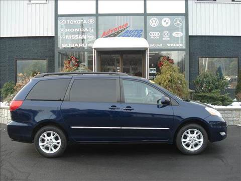 2006 Toyota Sienna for sale at Advance Auto Center in Rockland MA