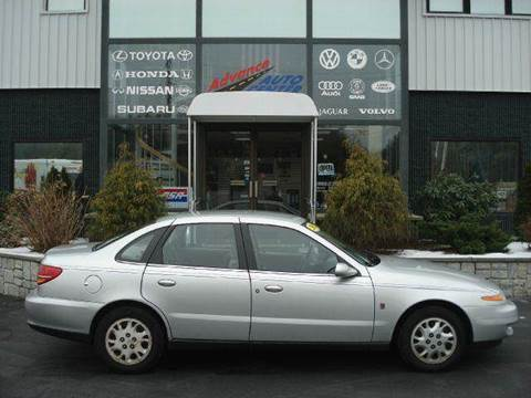 2002 Saturn L-Series for sale at Advance Auto Center in Rockland MA