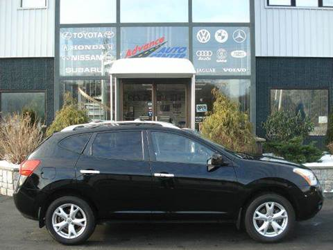 2010 Nissan Rogue for sale at Advance Auto Center in Rockland MA