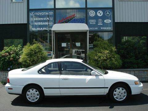 1997 Honda Accord for sale at Advance Auto Center in Rockland MA