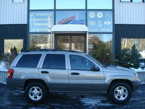 2000 Jeep Grand Cherokee for sale at Advance Auto Center in Rockland MA