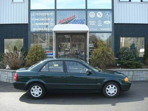 2000 Mazda Protege for sale at Advance Auto Center in Rockland MA