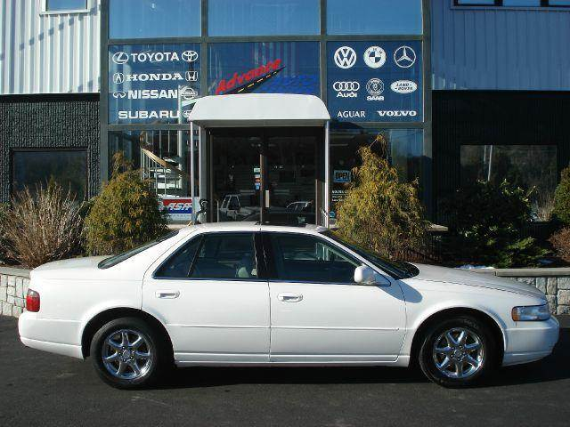 2004 Cadillac Seville for sale at Advance Auto Center in Rockland MA