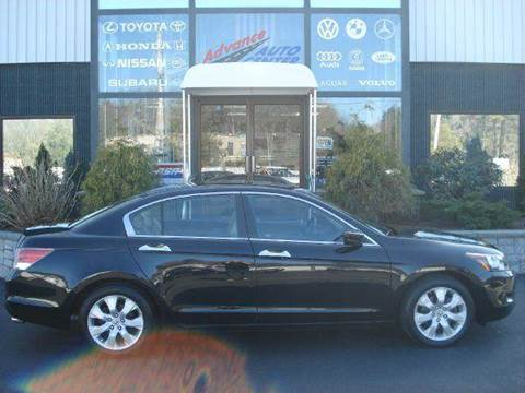 2008 Honda Accord for sale at Advance Auto Center in Rockland MA