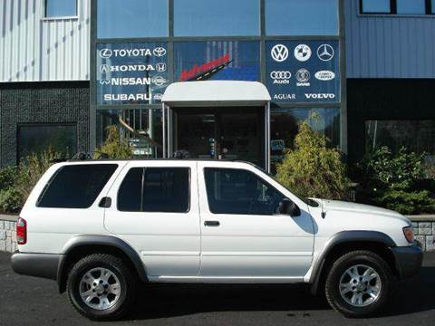 2001 Nissan Pathfinder for sale at Advance Auto Center in Rockland MA