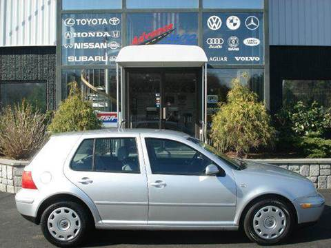 2004 Volkswagen Golf for sale at Advance Auto Center in Rockland MA