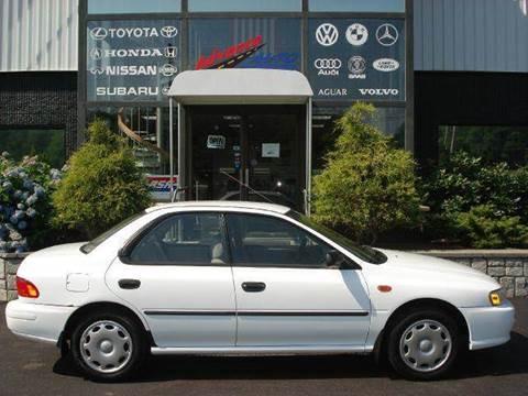 2000 Subaru Impreza for sale at Advance Auto Center in Rockland MA