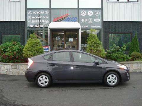 2010 Toyota Prius for sale at Advance Auto Center in Rockland MA
