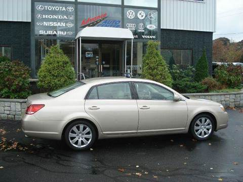 2007 Toyota Avalon for sale at Advance Auto Center in Rockland MA