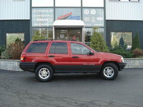 2003 Jeep Grand Cherokee for sale at Advance Auto Center in Rockland MA