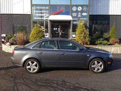 2005 Audi A4 for sale at Advance Auto Center in Rockland MA