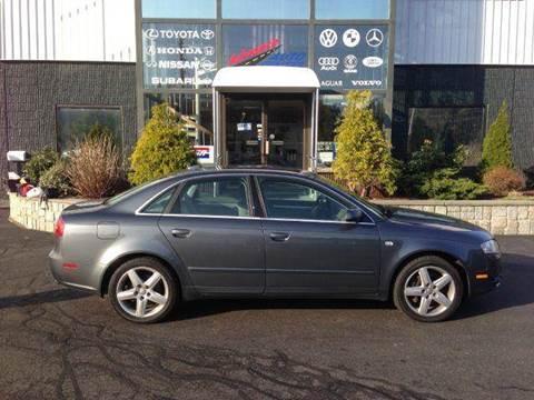 2005 Audi A4 for sale at Advance Auto Center in Rockland MA