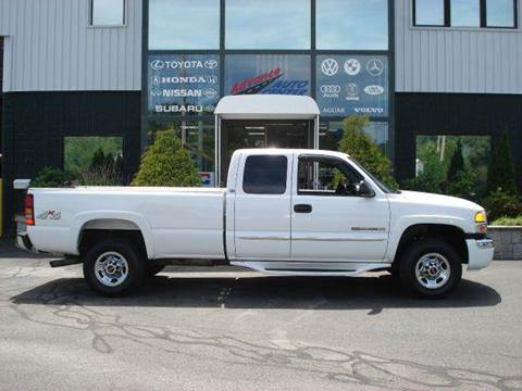 2005 GMC Sierra 2500HD for sale at Advance Auto Center in Rockland MA