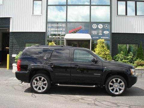 2012 Chevrolet Tahoe for sale at Advance Auto Center in Rockland MA