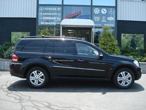 2007 Mercedes-Benz GL-Class for sale at Advance Auto Center in Rockland MA