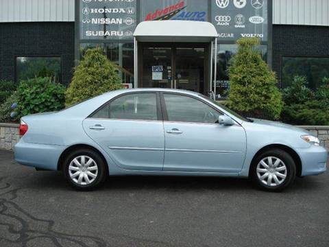 2006 Toyota Camry for sale at Advance Auto Center in Rockland MA