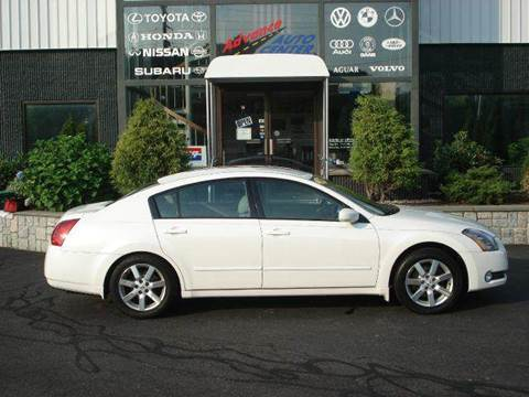 2004 Nissan Maxima for sale at Advance Auto Center in Rockland MA