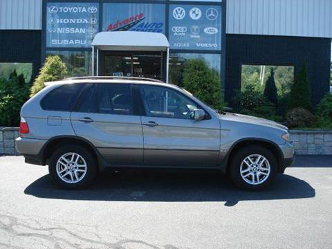2004 BMW X5 for sale at Advance Auto Center in Rockland MA