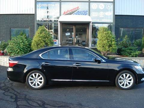2007 Lexus LS 460 for sale at Advance Auto Center in Rockland MA