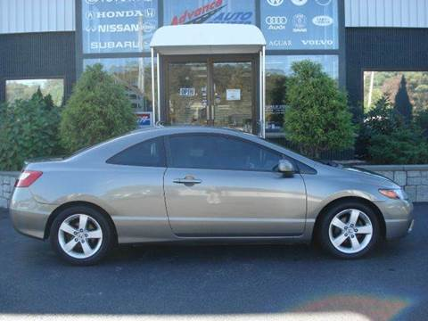 2008 Honda Civic for sale at Advance Auto Center in Rockland MA