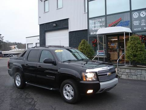 2011 Chevrolet Avalanche for sale at Advance Auto Center in Rockland MA