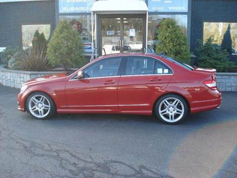 2009 Mercedes-Benz C-Class for sale at Advance Auto Center in Rockland MA