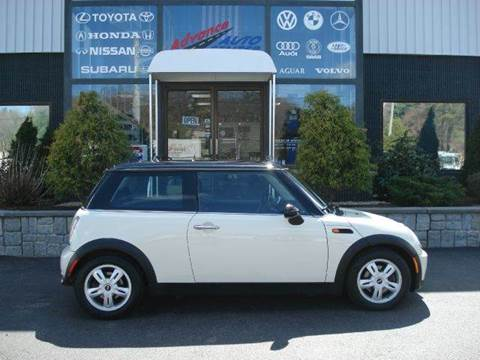 2006 MINI Cooper for sale at Advance Auto Center in Rockland MA