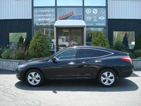 2010 Honda Accord Crosstour for sale at Advance Auto Center in Rockland MA