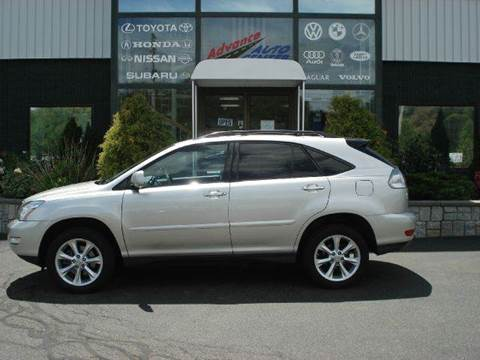 2008 Lexus RX 350 for sale at Advance Auto Center in Rockland MA